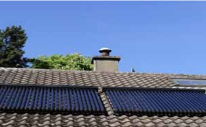 JOULE ON ROOF SOLAR TUBES
