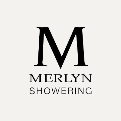 MERLYN SHOWERS LOGO