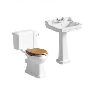 Toilet & Basin Suite