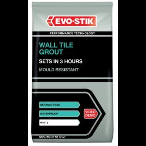 evostik tile a wall fast set grout 03568520L