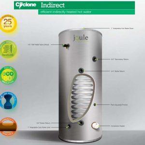 indirect cylinder