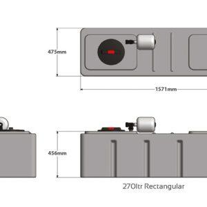 multiboost rectangular270 dim