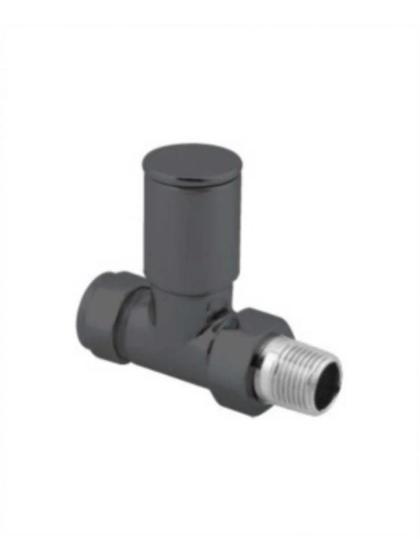 rsval02   round straight anthracite radiator valve
