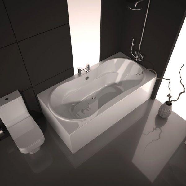 Stratos Duo Xl 1800x900 Bath