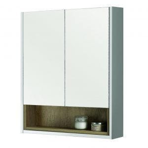 Lucca 600 Cabinet CO WHITE