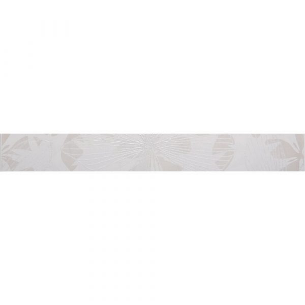 Cersanit 5x40 elvana bianco border image