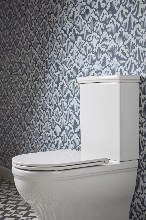 Lansdown Short Projection Fully Enclosed Close Coupled WC lifestyle